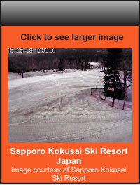Sapporo Kokusai Ski Resort Japan Image courtesy of Sapporo Kokusai Ski Resort    Click to see larger image